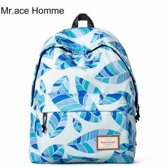Balo Thời Trang Mr.ace Homme MR15C0166E0102 / Xanh dương