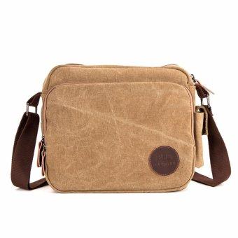 Túi xách Nam đeo chéo BLD188 (Khaki)