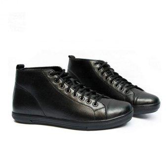Giày Cao Cổ Nam Tăng Chiều Cao 5 cm