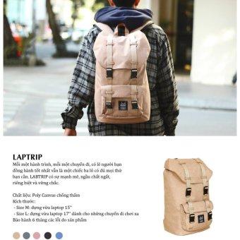 Lab Inspiration - Balo du lịch thời trang LABTRIP (Màu nâu - Size L)