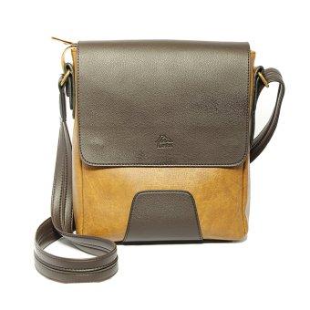 Túi đeo chéo LATA TN03 (Da bò nhạt )