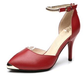 Giày cao gót quai lò xo CGLX011