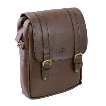 Túi đeo chéo Lata HD02 (Nâu)