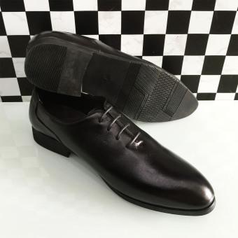 Giày Âu da bò Đồ Da Azado (Đen)