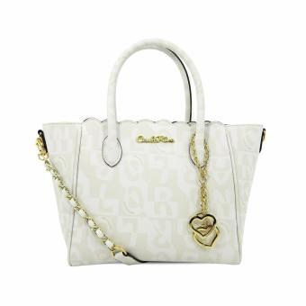 Túi tote 0303715-003-01 (màu trắng)