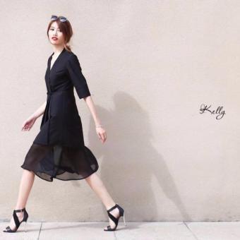 Đầm Suông Dài Cá Tính Xavia Clothes Kelly