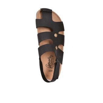 Sandal đế trấu thời trang nam NF