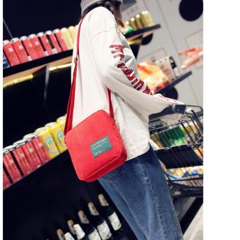 Túi đeo chéo nữ thời trang BTS-IPAD1 (đỏ)