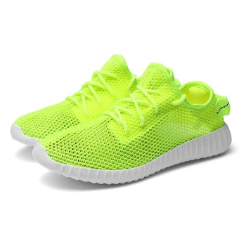 New Women's Sports Shoes Breathable Casual Sneakers Outdoor Running Lightweight - intl