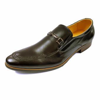 Giày Công Sở Nam Ensado CS-A44 (Đen)