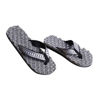 Men Flip Flops Shoes Sandals Male Slipper indoor & outdoor Flip-flops - intl