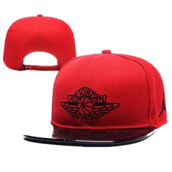 Men Women Cotton Racing Adjustable Sneakers Sport Hat Baseball Caps - intl