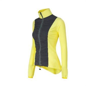 Áo khoác xe đạp chống nắng nữ (Vàng)