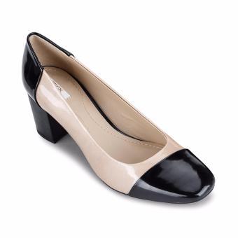 Giày cao gót D N.SYMPHONY M.C (Đen)