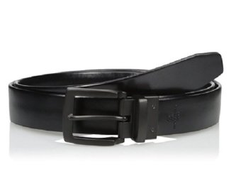 Thắt lưng (nịt) da nam 2 mặt Kenneth Cole Men's 1 1/4 Inch Reversible Belt with Rubber Inlay Strip (Mỹ)
