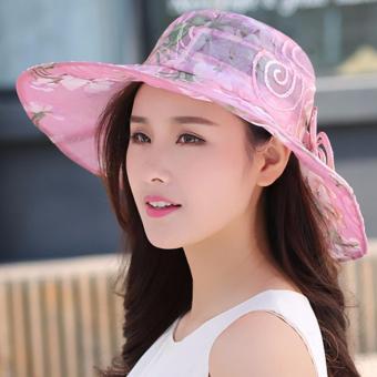 Mũ nón thời trang nữ mới (hồng )