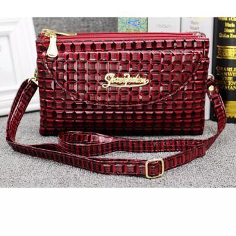 Túi xách thời trang 2 ngăn S2(RED)