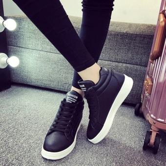 giày nữ sneaker BGTD216 (đen)