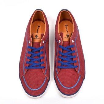 Giày nam thời trang ANANAS 20132 (Đỏ)