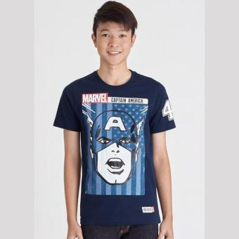 Áo Thun Nam Marvel Mcts-M009