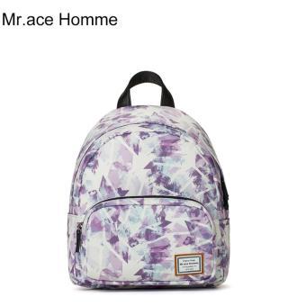 Balo Thời Trang Mr.ace Homme MR17A0452B01 / Tím