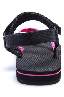 Xăng đan dây dù nữ DWF015 (Hồng)