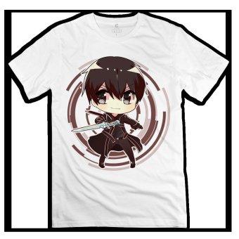 Áo thun Sword Art Online 07 - Kirito.