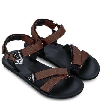 Giày sandal nữ DVS WF121 (Nâu)
