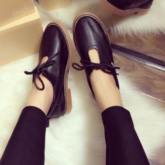 Giày Mọi Nữ (Đen)