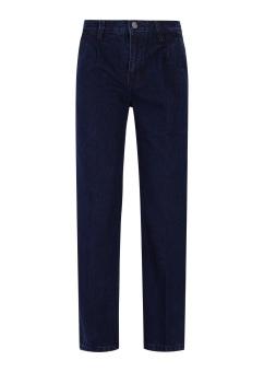 Quần jeans nam túi chéo (Xanh Đậm)