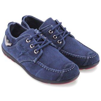 Giày thể thao nam AZ79 MNTT0140012A2 (Xanh)