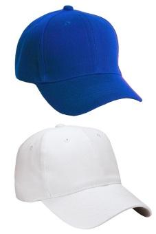 Bộ 2 mũ nón lưỡi trai thể thao nam nữ 2BBP1 RB W