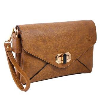 Túi đeo chéo nữ đa năng HN21 (Da bò nhạt)
