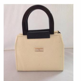 Túi xách thời trang phong cách Hàn Quốc - HT433- Trắng
