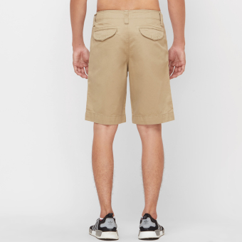 Quần khaki short nam THE BLUES NGA-KP1S/16-003 (Be)