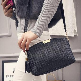 Túi đeo nữ thời trang SKY SSA002 (đen)