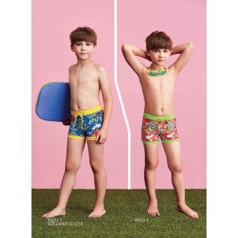 Quần bơi trẻ em Yingfa Y0223-1 (xanh)