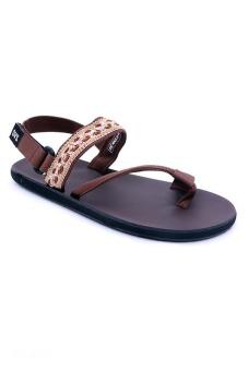 Giày Sandal nữ DVS WF039 (Nâu)