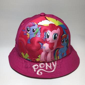 Nón Tai Bèo Pony 3d