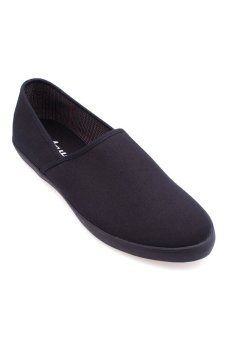 Giày lười nam Aqua Sportswear M102 (Đen)