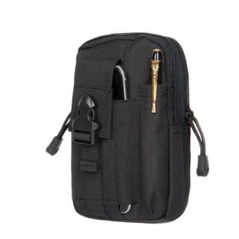 Túi đeo chéo nam HARAShop HR079 (Đen)