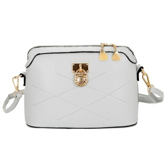 Women Bag Soft Leather Messenger Bags Handbags Crossbody Ladies Shoulder Bag GY - intl