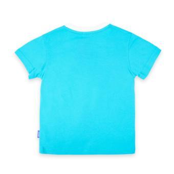Áo thun bé trai Oiwai 68-0053-011 BLE (xanh biển)