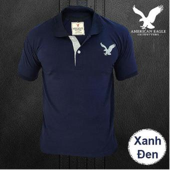 Áo Thun Nam Eagle (Thun Da Cá Loại 1) - Xám