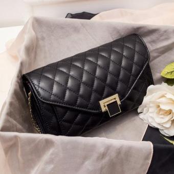 Túi xách da thời trang nữ (Đen)