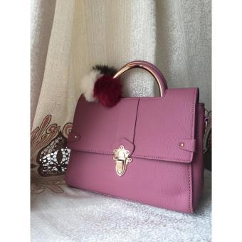 Túi xách tay nữ BA 9912 (Hồng