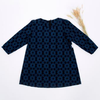 Đầm Cào Bông Dáng Suông Papa Fashion