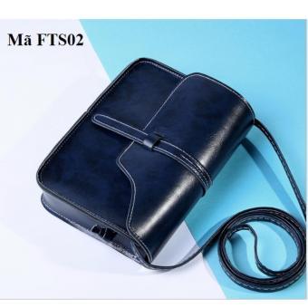 Túi đeo mini nữ FTS02 (Đen)