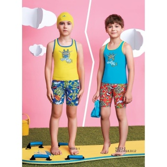 Bộ rời trẻ em Yingfa Y0313-1 (áo vàng)