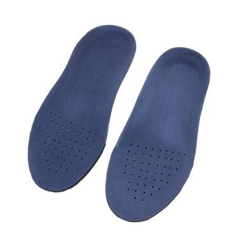 EVA Flat Foot Arch Support Orthopedic Insoles Foot Care for Men and Women - intl
